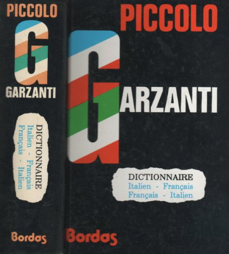 Dizionario Garzanti par Garzanti