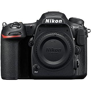 Nikon D500 Body Single-Lens Reflex Digital Camera-Black