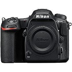 Nikon D500 Appareil Photo numérique Réflex 21 Mpix Boîtier Nu - Noir