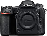 Nikon D500 Body Single-Lens Reflex Digital Camera