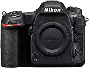 Nikon D500 Body Single-Lens Reflex Digital Camera-Black