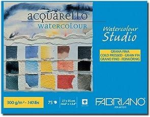 Fabriano Studio Watercolor Blocks