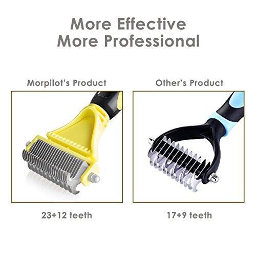 Zoom IMG-1 morpilot toelettatura professionale spazzola attrezzi