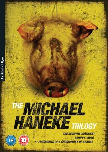 Michael Haneke Trilogy - 3-DVD Box Set ( Der siebente Kontinent / Benny's Video / 71 Fragmente einer Chronologie des Zufalls )