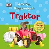 Pop-up-Klappenbuch. Traktor: Lustige Pop-ups unter jeder Klappe