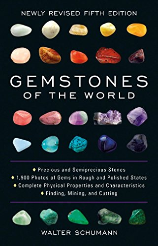 Gemstones of the World: Newly Revised Fifth Edition por Walter Schumann