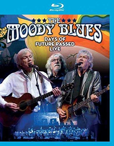 The Moody Blues - Days Of Future Passed (Live in Toronto 2017) [Blu-ray] Preisvergleich