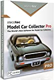 Collecting Software: Stecotec Model Car Collector Pro: Inventory Program for Your Diecast Collection - Management for Models and Accessories (suitable for Airfix, Corgi, Welly, etc.)