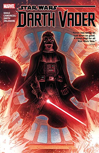 Collects Darth Vader (2017) #1-12.Explore Darth Vader's early history! Picking up directly where Star Wars: Episode III Revenge of the Sith ends, follow Vader as he receives his legendary red lightsaber and rises to power as a Dark Lord of the Sith! ...