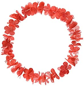 Reír Y Confeti - Fiehaw029 - Disfraz de accesorios - Jewel - Collar Hawaii