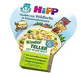 HiPP Nudeln mit Wildlachs in Kräuterrahmsauce, 6er Pack (6 x 250 g)