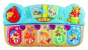 VTech Baby 80-106204 - Winnie Puuh Lern- und Musikboard