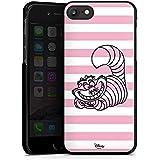 Apple iPhone 7 Hülle Case Handyhülle Disney Alice im Wunderland Grinsekatze Fanartikel Merchandise