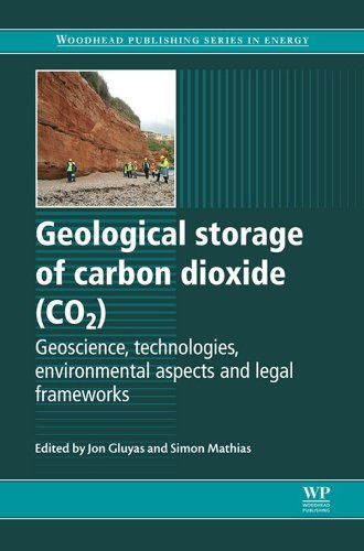 Geological Storage of Carbon Dioxide (CO2): Geoscience, Technologies, Environmental Aspects and Legal Frameworks (Woodhead Publishing Series in Energy Book 54) (English Edition)