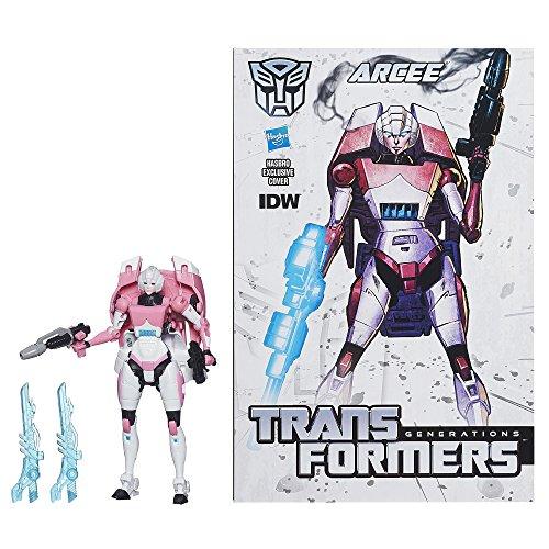Preisvergleich Produktbild Transformers Generations Deluxe Arcee mit Comic