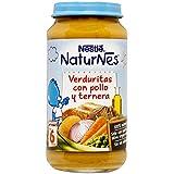 Nestlé Naturnes Verduritas Con Pollo Y Ternera A Partir De 6 Meses - 250 g