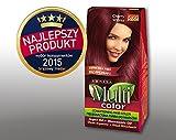 Venita Multi Color Pflege Haarfarbe mit Arganöl und Macadamiaöl Kirsche (Cherry) Nr. 5.66