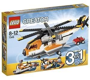LEGO Lego Creator - L'hélicoptère de transport - 7345