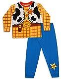 Jungen Toy Story Buzz LightYear Oder Woody Verkleidung Schlafanzug 18-24m 2-3y 3-4y 4-5y 5-6y - Woody, 116
