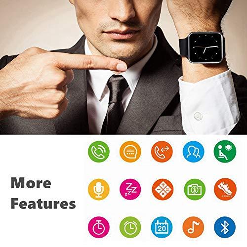 Zoom IMG-3 everyday fashion bluetooth smartwatch canmixs