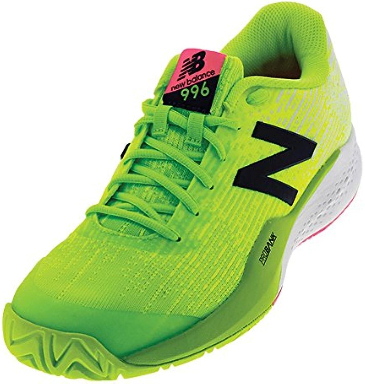 New Balance96 v3 Herren Tennisschuh (hellgrün/weiß)