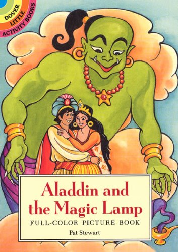 Aladdin and the magic lamp : full-color picture book