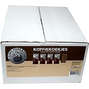 Alex Meijer Kaffee-Kekse 'Koffiekoekje' 200 Stck.