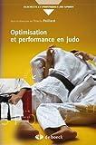 Optimisation de la performance sportive en judo