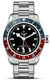 Tudor Black Bay Herren Armbanduhr GMT rot blau Pepsi M79830RB-0001