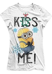 Moi, moche et méchant 2 - T-Shirt femme Kiss Me (S)