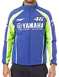 Valentino Rossi Chaqueta Yamaha Racing Azul Royal