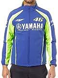 VALENTINO ROSSI Veste Yamaha Racing Bleu Royal (M, Bleu)