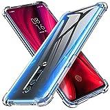 iBetter Slim Thin Protettiva per Xiaomi Mi 9T / Xiaomi Mi 9T PRO Cover,Morbido TPU,Antiurto...