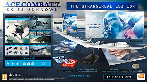 Ace Combat 7: Skies Unknown - Collector's Limited - Playstation 4