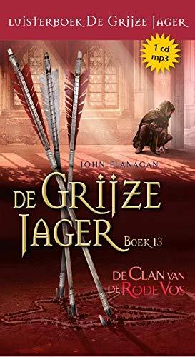 De Clan van de Rode Vos (De Grijze Jager (13))
