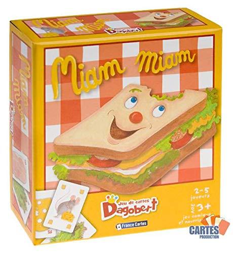 Jeu de 44 cartes : Dagobert Miam Miam