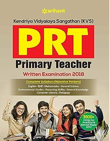 Teacher Recruitment Exam Books : Buy Books for Teacher Recruitment