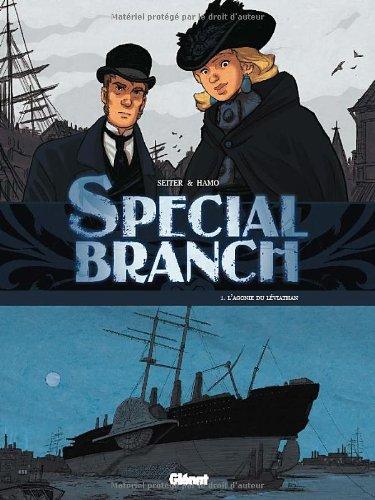 Special Branch, Tome 1 : L'agonie du léviathan