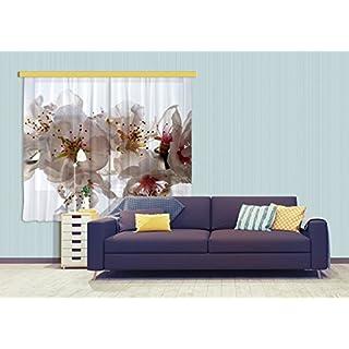 AG Design FCSXL 4809 Tenda Kinderzimmer Gardine/Vorhang, Stoff, Mehrfarbig, 0.1 x 180 x 160 cm