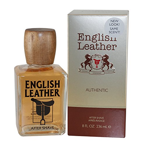 ENGLISH LEATHER by Dana for Men After Shave Splash, 8 Ounce by Dana