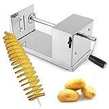 Golden Seeds Taglierina Patata Affettatrice Manuale Affettafrutta Spirale Twister