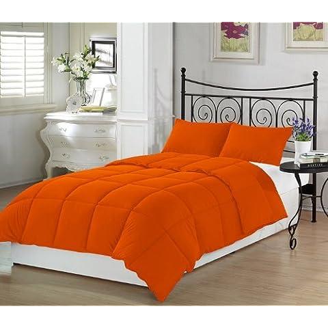dreamz hilos super suave ropa de cama de algodn egipcio pc edredn relleno