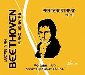 Beethoven: Piano Sonatas Vol  2 by Per Tengstrand