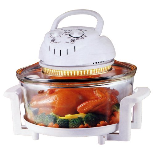 Infra Chef Infrachef Family Size Halogen Oven Plus Extras