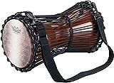 "Remo 832072 Td-0611-81 Talking Drum Tamani 11"" Skyndeep Ultratac Lizard Pelliccia Grafica con Tracolla"