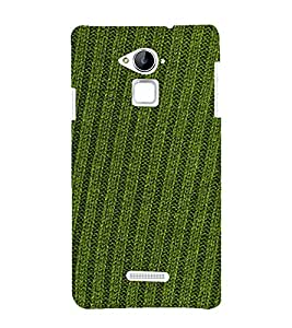 99Sublimation Green Colour Pattern 3D Hard Polycarbonate Designer Back Case Cover for Coolpad Note 3
