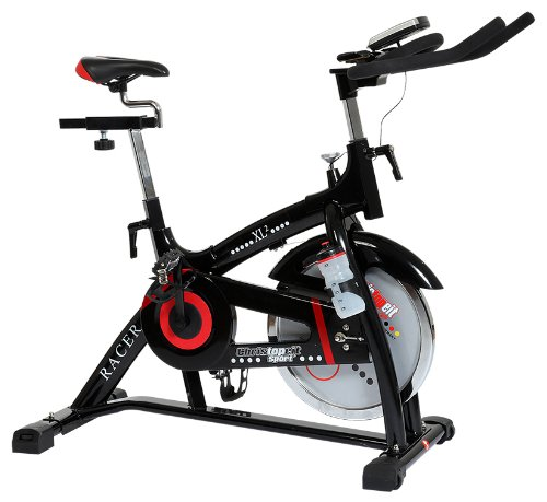 Christopeit Heimtrainer Racer Bike XL 2 - 3