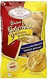 Coppenrath & Wiese Unsere Goldstücke Weizenbrötchen, 9Stück, 450g (Tiefgefroren)