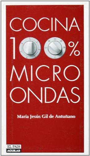 Cocina 100% microondas (GASTRONOMIA.)