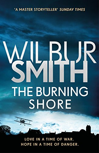 The Burning Shore: The Courtney Series 4 (English Edition) -
